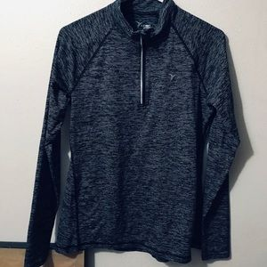 Fitted Soft Brushed Performance Zip Jacket